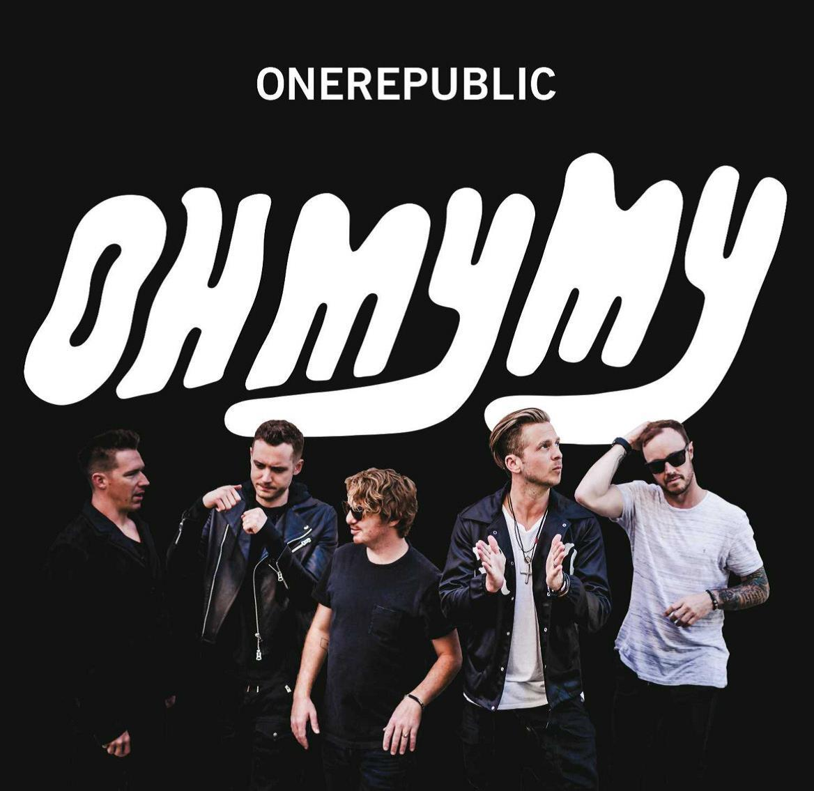 OH MY MY - ONE REPUBLIC - CD -