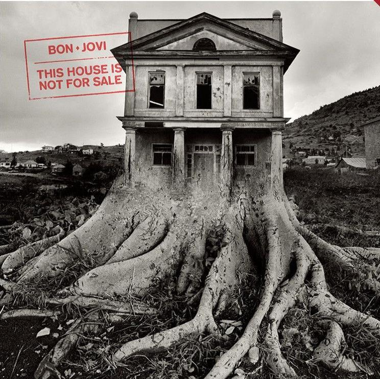 JOVI, BON - THIS HOUSE IS NOT FOR SALE - CD -