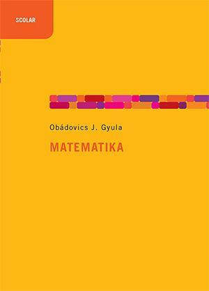 OBÁDOVICS J. GYULA - MATEMATIKA - FŰZÖTT (SÁRGA)