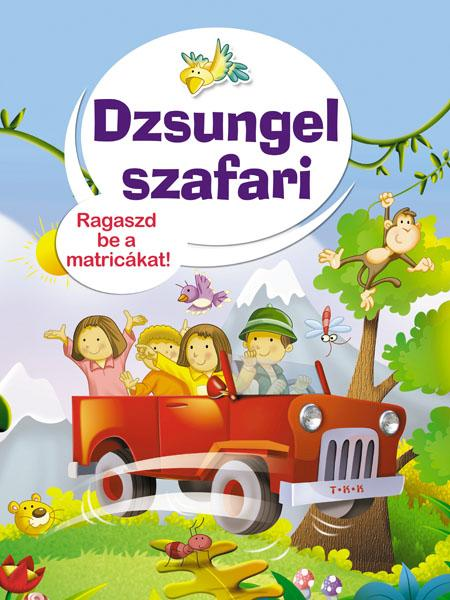 DZSUNGEL SZAFARI - RAGASZD BE A MATRICÁKAT!