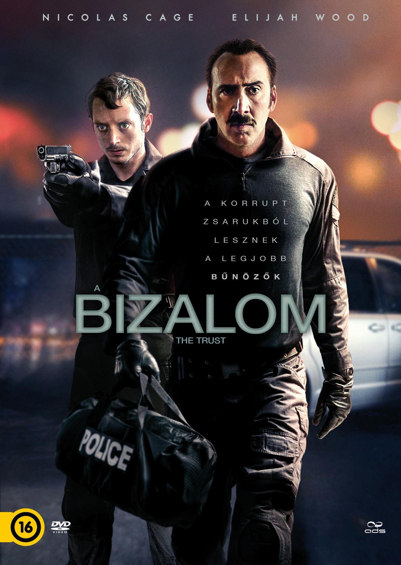 ALEX BREWER, BENJAMIN BREWER - A BIZALOM - DVD -