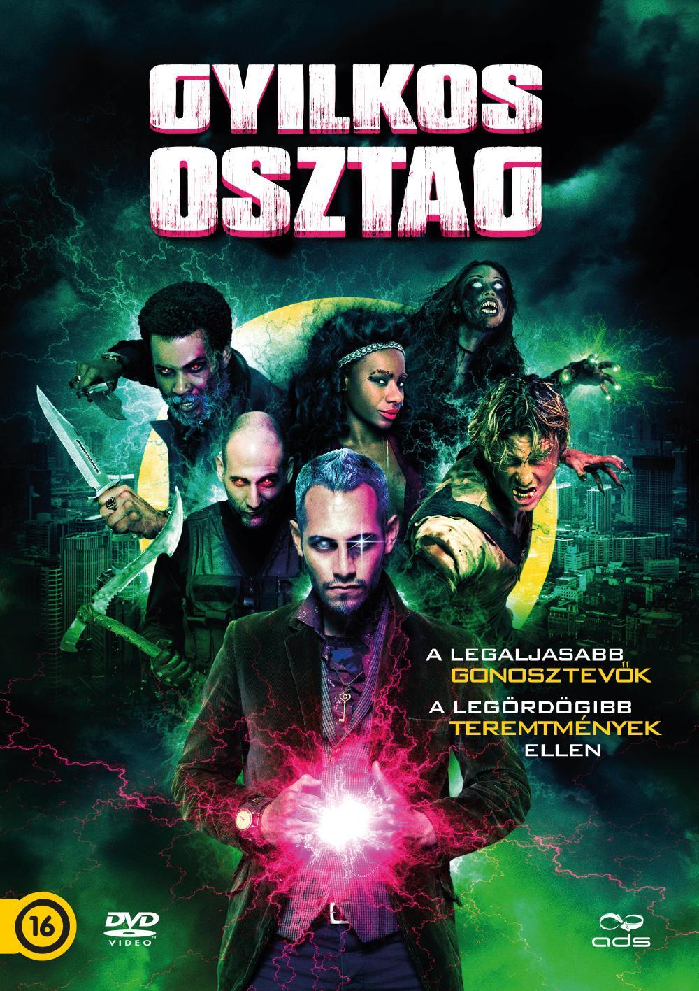 - GYILKOS OSZTAG - DVD -