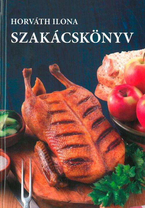 HORVÁTH ILONA SZAKÁCSKÖNYV - FŰZÖTT /KÉK/