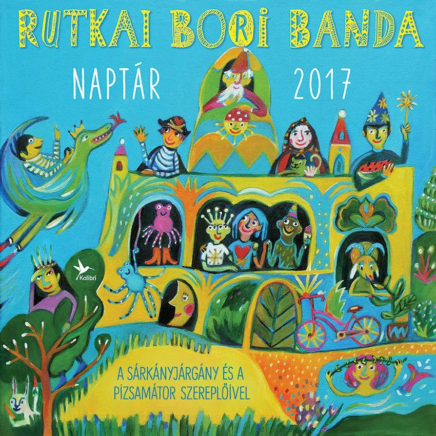 RUTKAI BORI BANDA NAPTÁR 2017