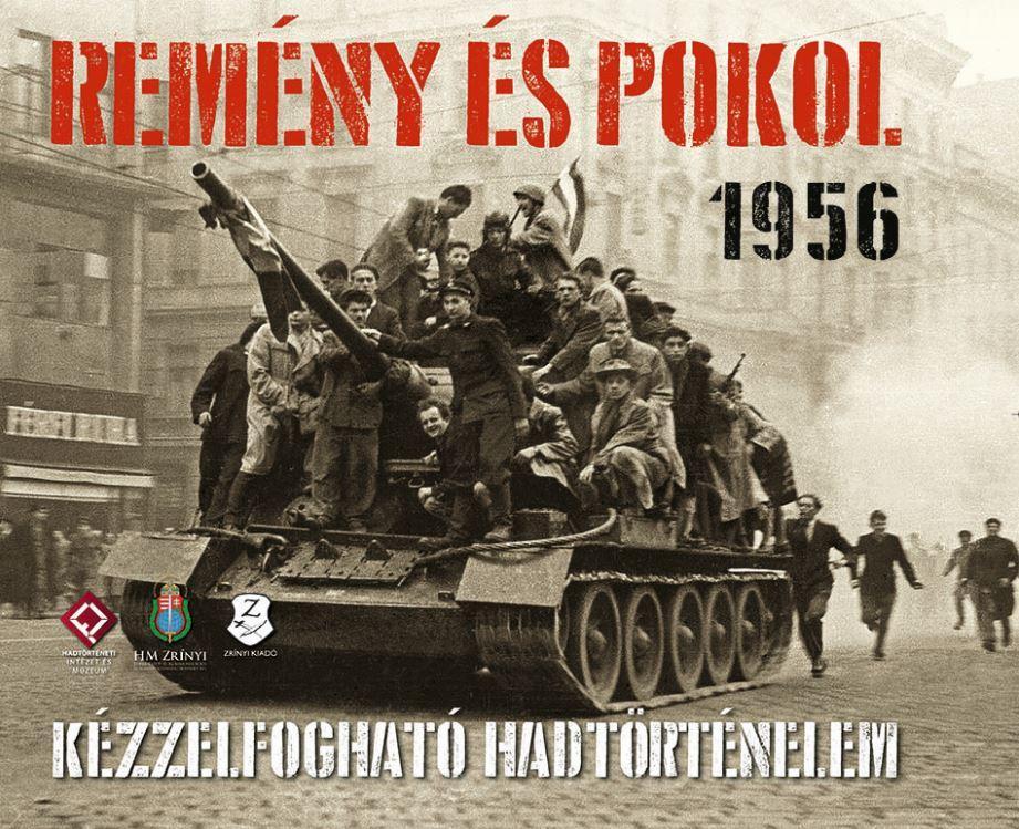 REMÉNY ÉS POKOL 1956 - DUPLA DVD MELLÉKLETTEL