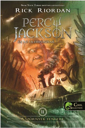 PERCY JACKSON ÉS AZ OLIMPOSZIAK II. - KÖTÖTT