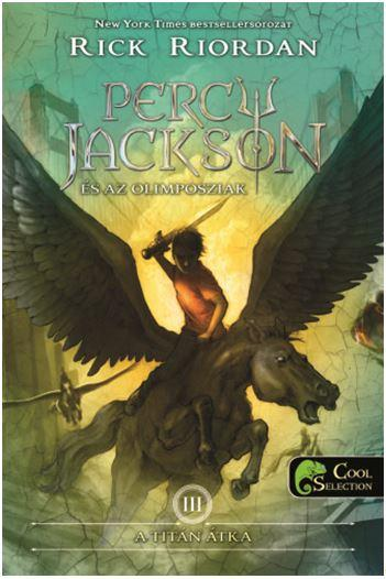 PERCY JACKSON ÉS AZ OLIMPOSZIAK III. - FÛZÖTT