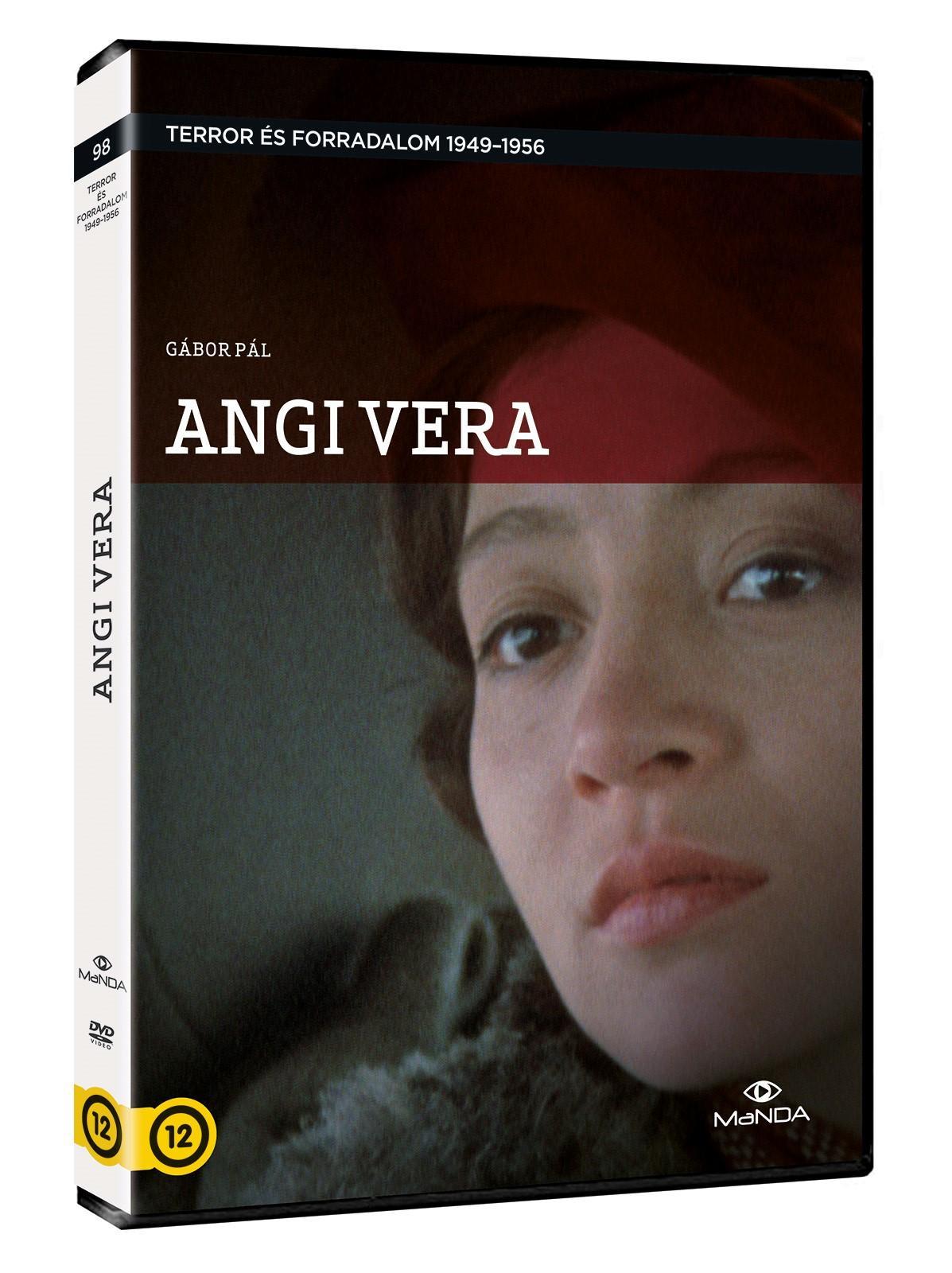 - ANGI VERA - DVD -