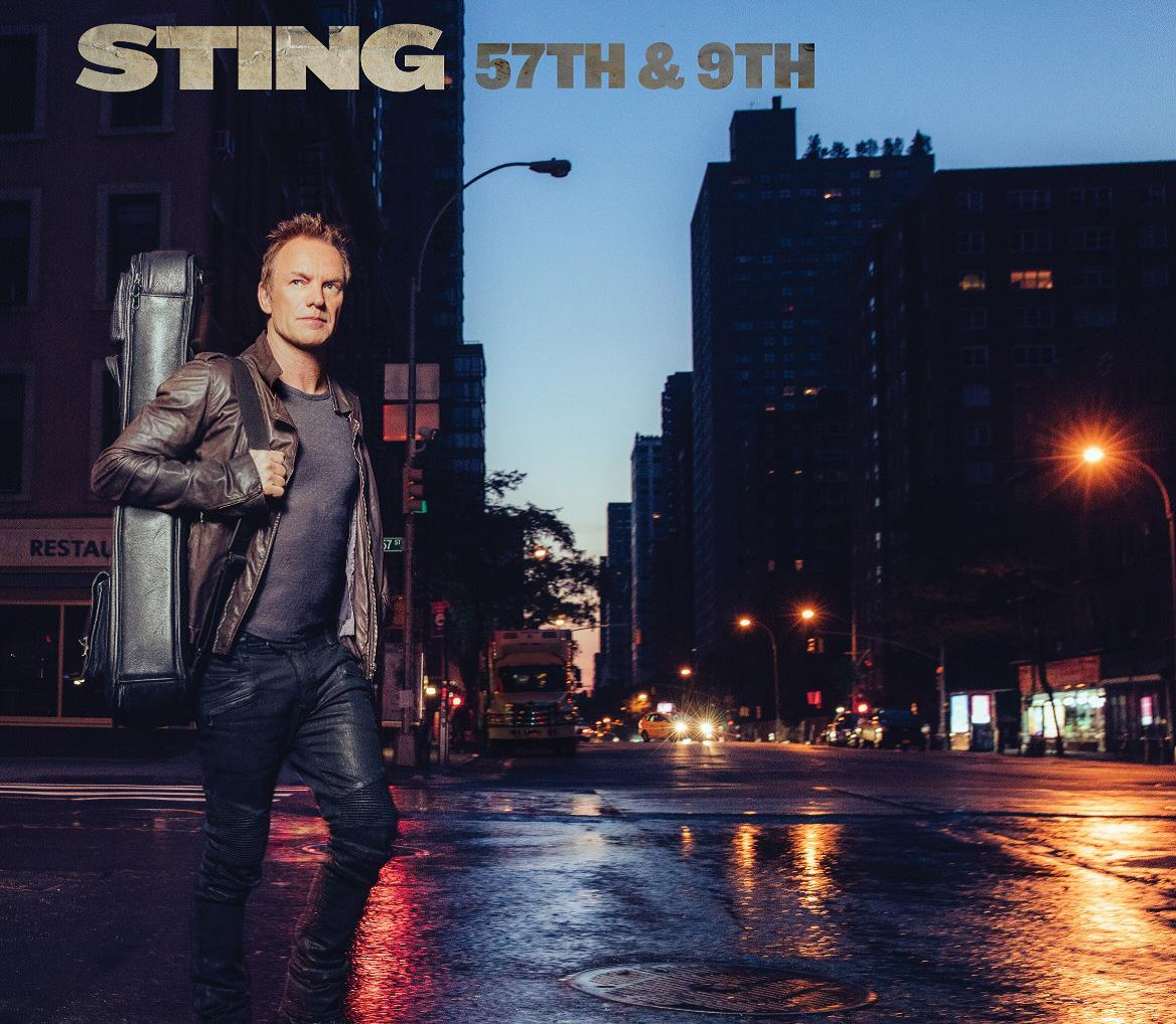 STING - 57TH & 9TH - STING - CD -