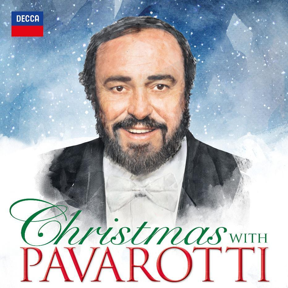 CHRISTMAS WITH PAVAROTTI - CD -
