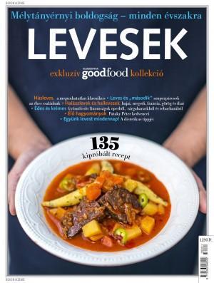 LEVESEK - BOOKAZINE - EXKLUZÍV GOODFOOD KOLLEKCIÓ