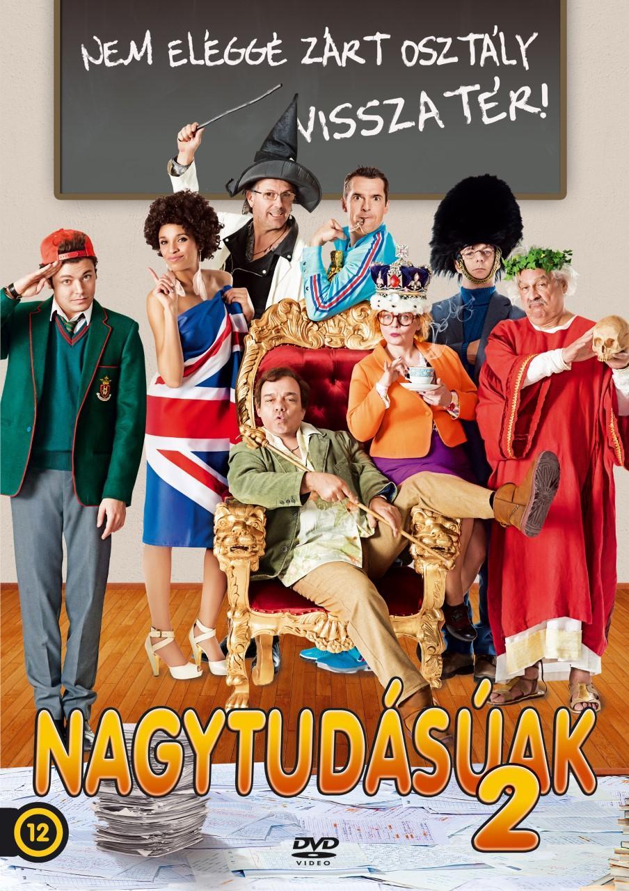 - NAGYTUDÁSÚAK 2. - DVD -