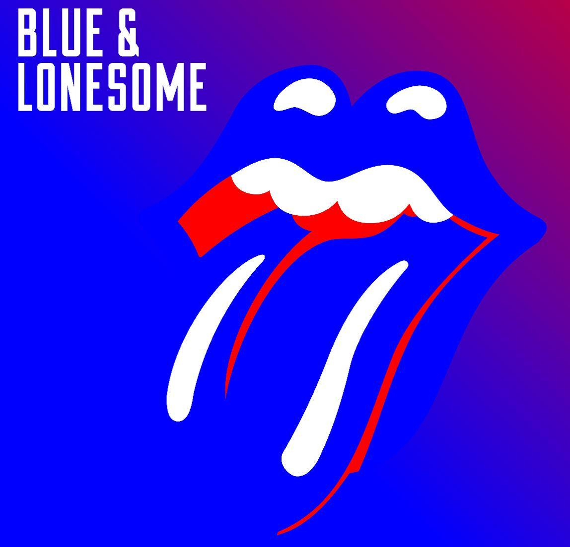 THE ROLLING STONES - BLUE & LONESOME - THE ROLLING STONES - CD -