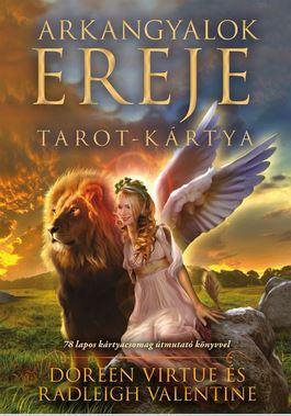 ARKANGYALOK EREJE - TAROT-KÁRTYA