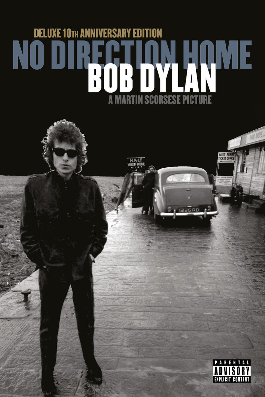 DYLAN, BOB - NO DIRECTION HOME - DVD -