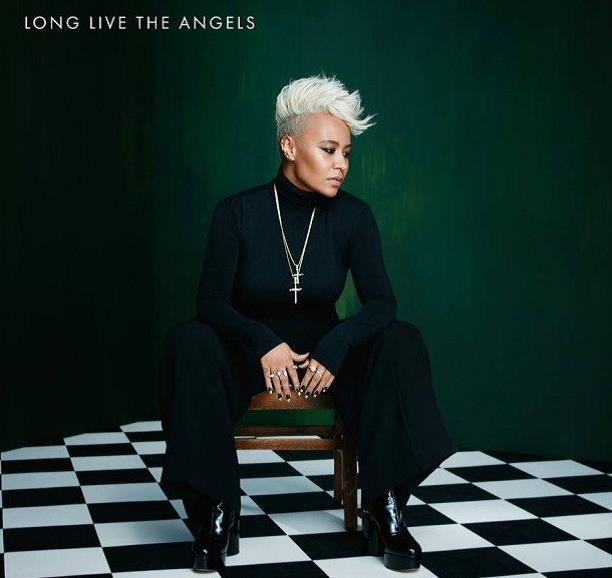 SANDÉ, EMELI - LONG LIVE THE ANGELS - CD -