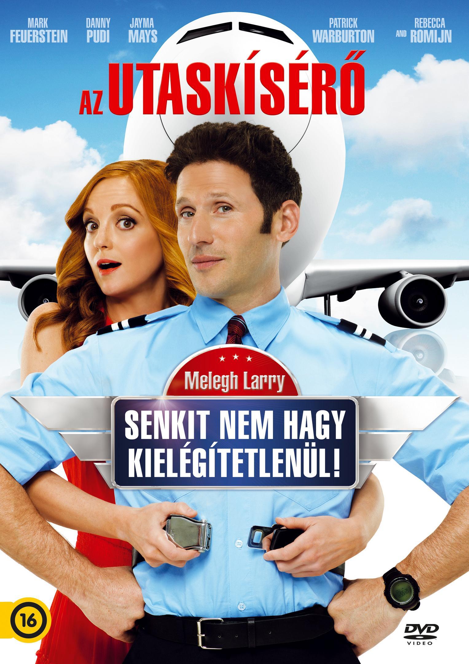 - AZ UTASKISÉRŐ - DVD -