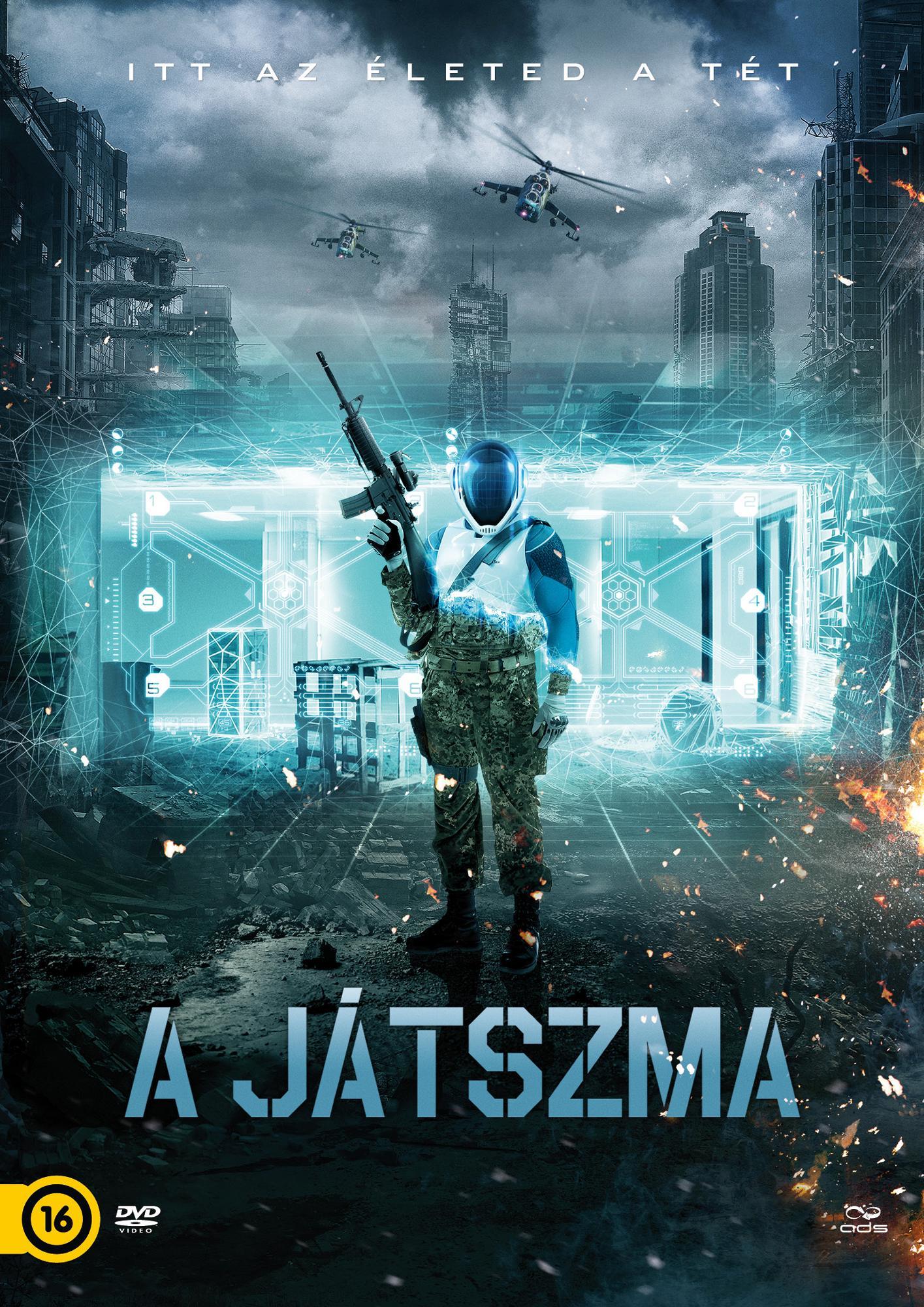 - A JÁTSZMA - DVD -