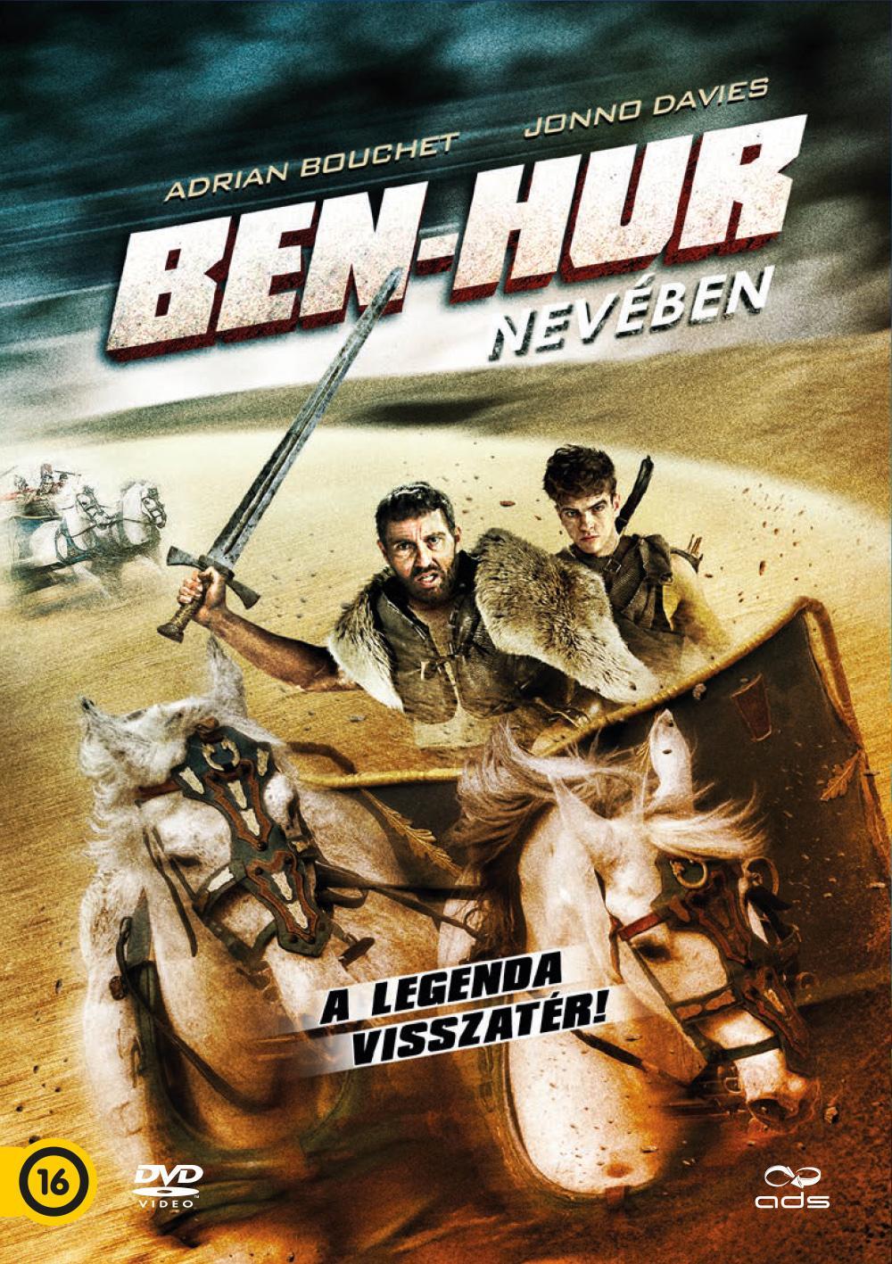 - BEN-HUR NEVÉBEN - DVD -