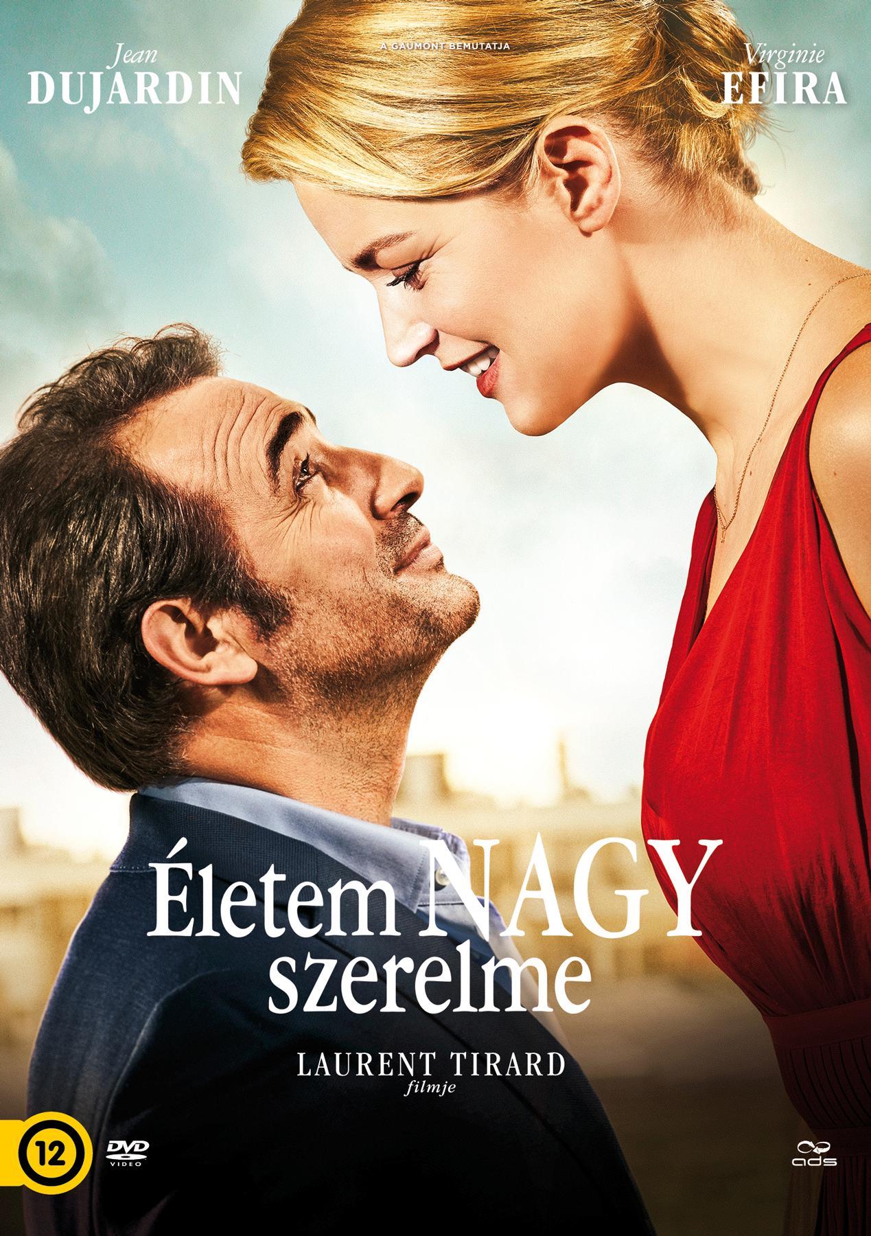 - ÉLETEM NAGY SZERELME - DVD -