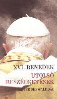 UTOLSÓ BESZÉLGETÉSEK PETER SEEWALDDAL