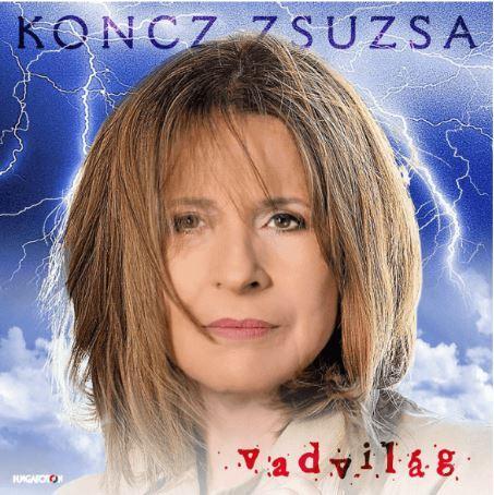 KONCZ ZSUZSA - VADVILÁG - CD -