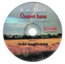 ÜZENET HAZA - BESZÉDEK 1964-1975  - HANGOSKÖNYV (MP3)