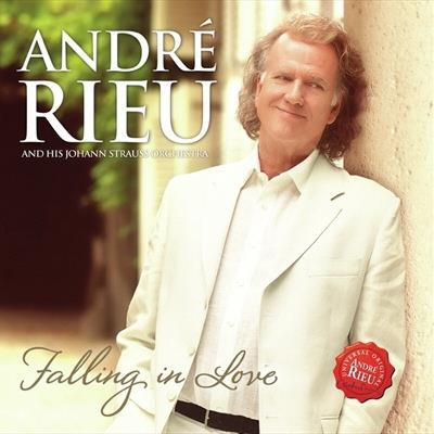 RIEU, ANDRÉ - FALLING IN LOVE - CD -
