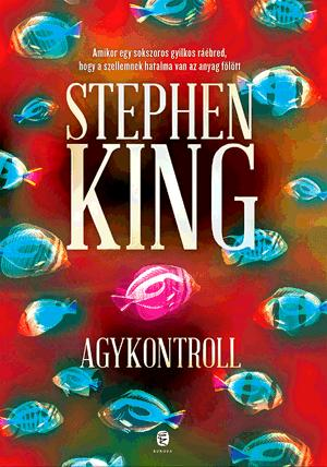 KING, STEPHEN - AGYKONTROLL
