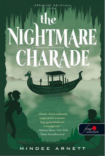 THE NIGHTMARE CHARADE - A RÉMÁLOM-REJTVÉNY (AKKORDÉL AKADÉMIA 3.)