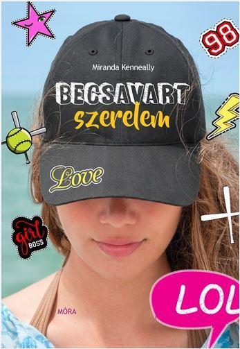 BECSAVART SZERELEM - LOL KÖNYVEK
