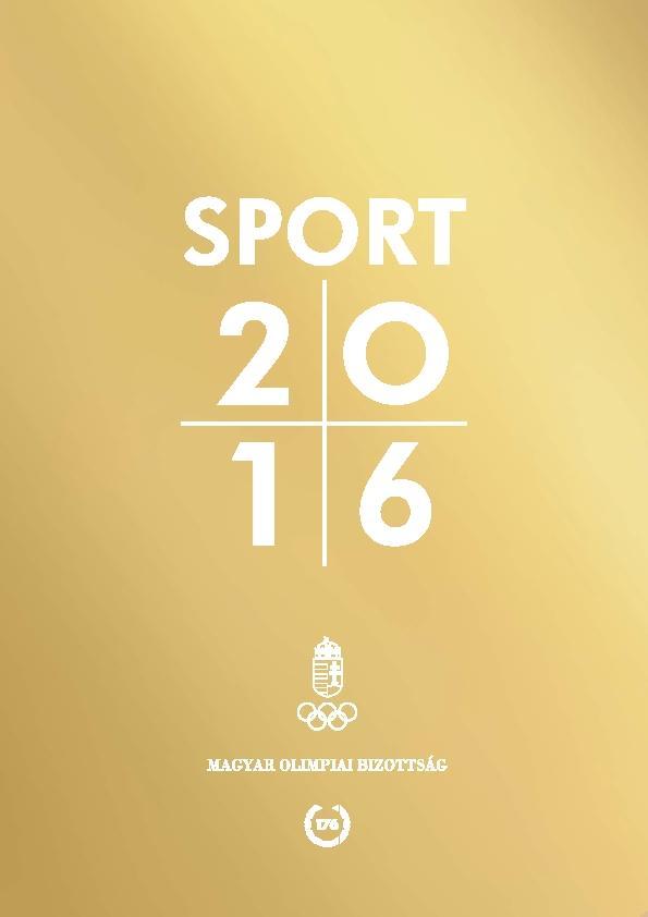 - - SPORT 2016