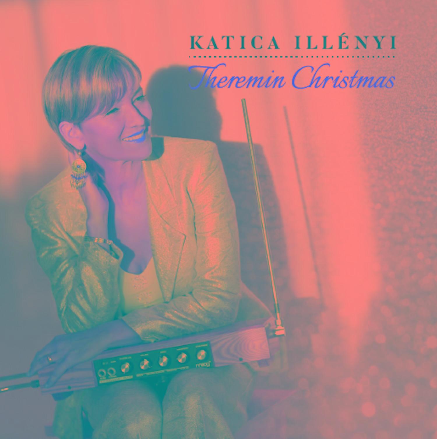 ILLÉNYI KATICA - THEREMIN CHRISTMAS - CD -
