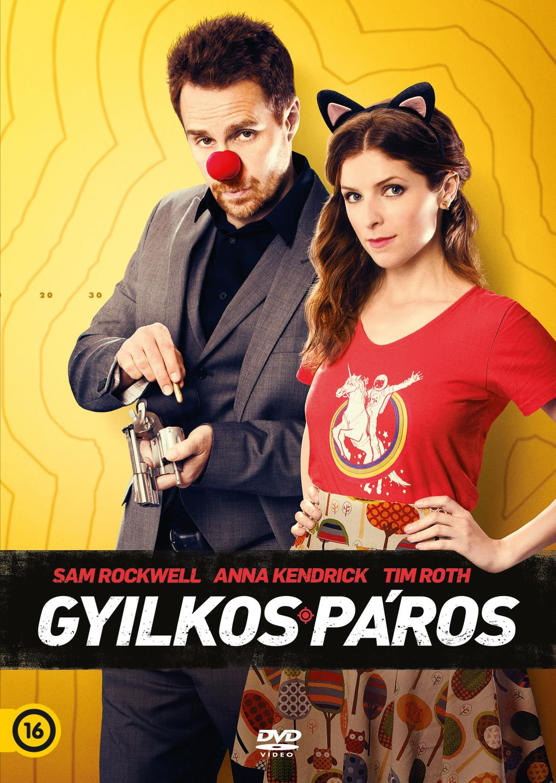 - GYILKOS PÁROS - DVD -
