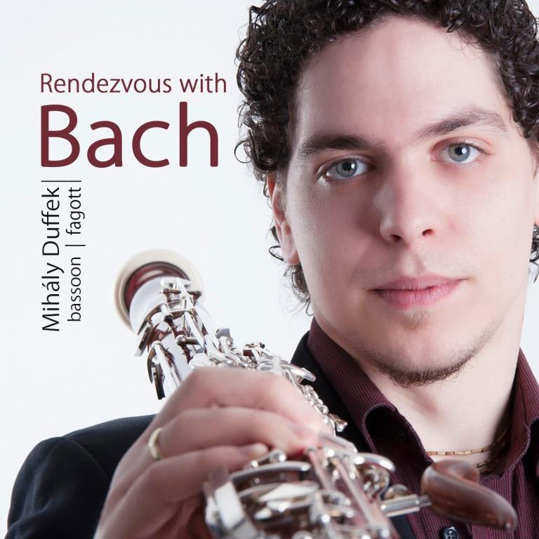 RENDEZVOUS WITH BACH - CD -