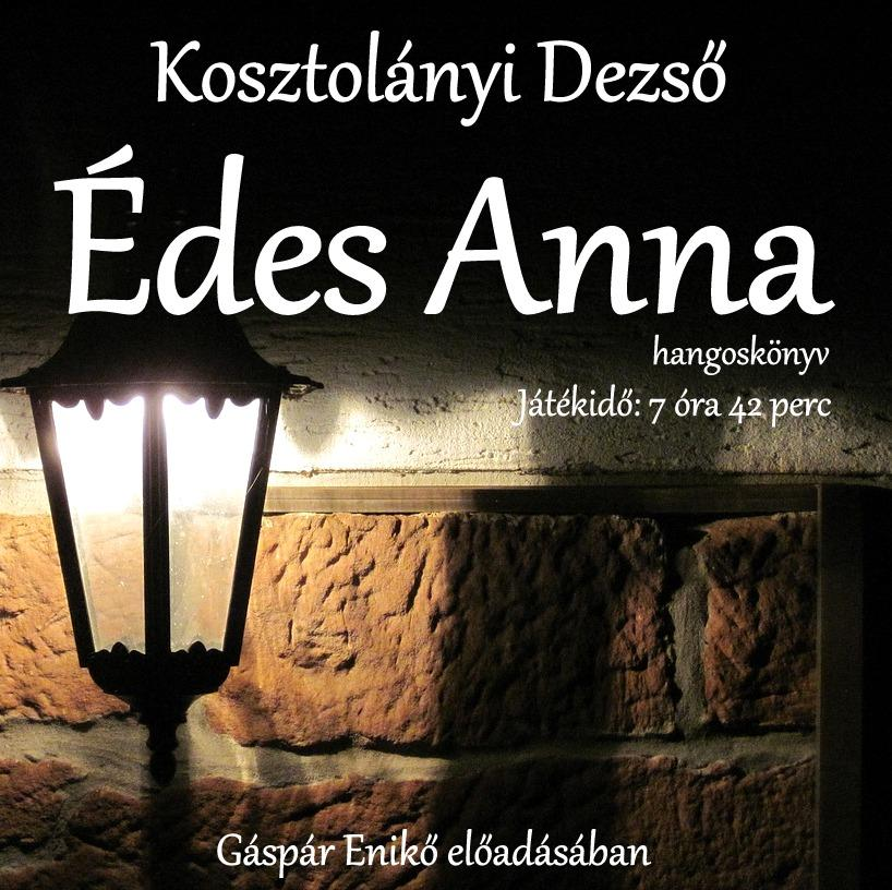 ÉDES ANNA - HANGOSKÖNYV
