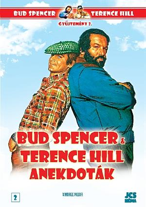 - - BUD SPENCER & TERENCE HILL ANEKDOTÁK