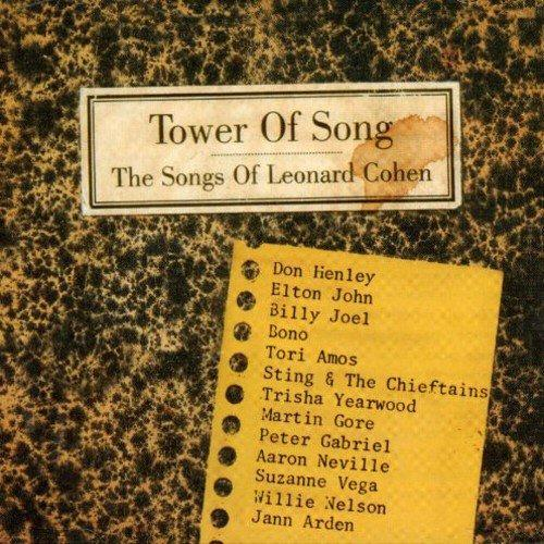 - TOWER OF SONG - THE SONGS OF LEONARD COHEN - CD -