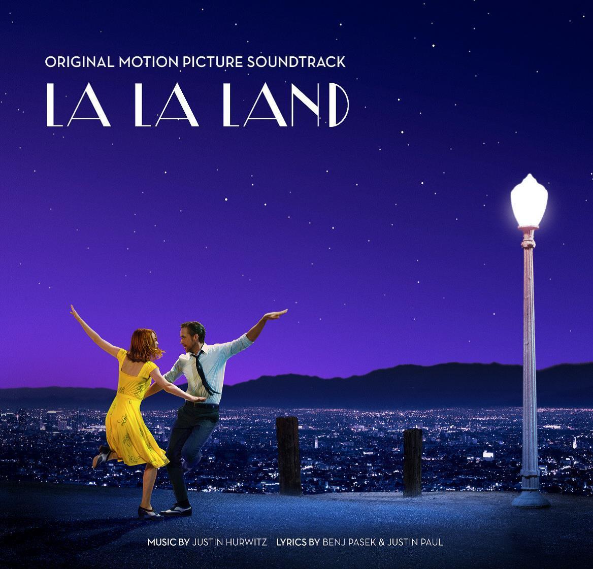 - LA LA LAND - FILMZENE - CD -