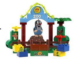 KRTEK CREATIV SET - KISVAKOND KREATIV SZETT 30 DB-OS (LEGO)