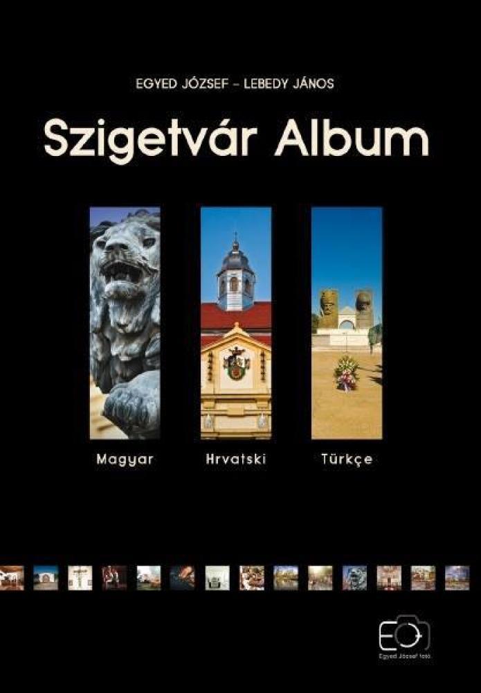 SZIGETVÁR ALBUM (HÁROMNYELVŰ)