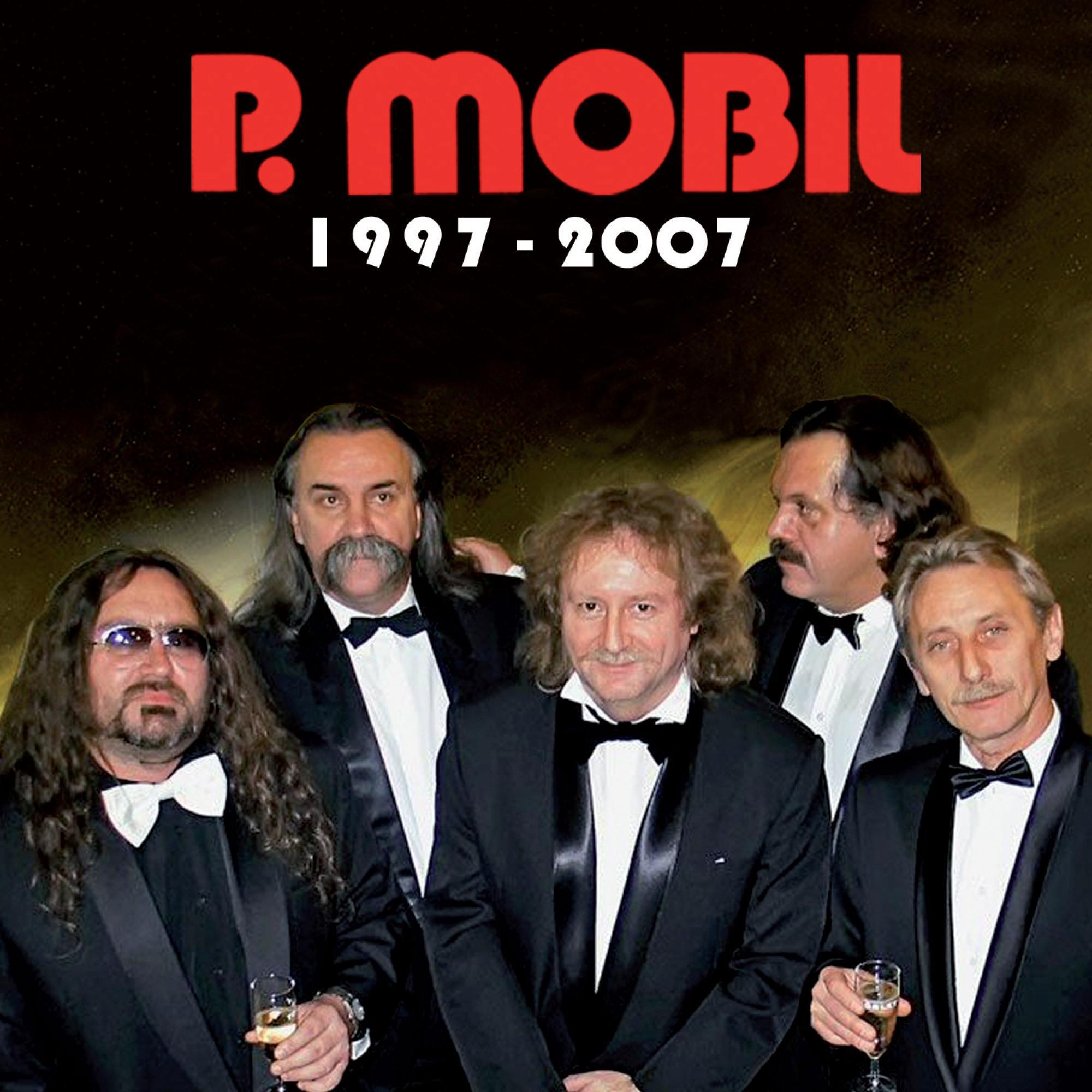 P.MOBIL - P.MOBIL - 1997-2007   - 3CD -