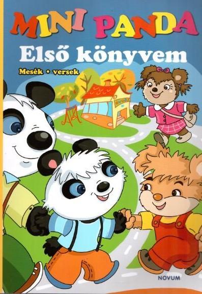 MINI PANDA - ELSŐ KÖNYVEM