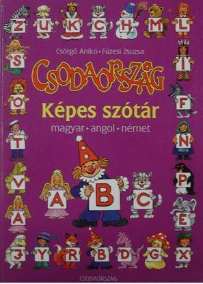 CSODAORSZÁG - KÉPES SZÓTÁR