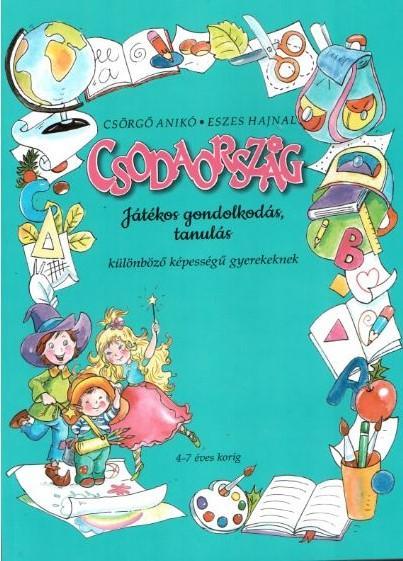 CSODAORSZÁG - JÁTÉKOS GONDOLKODÁS, TANULÁS