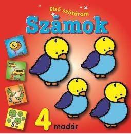 SZÁMOK - ELSŐ SZÓTÁRAM
