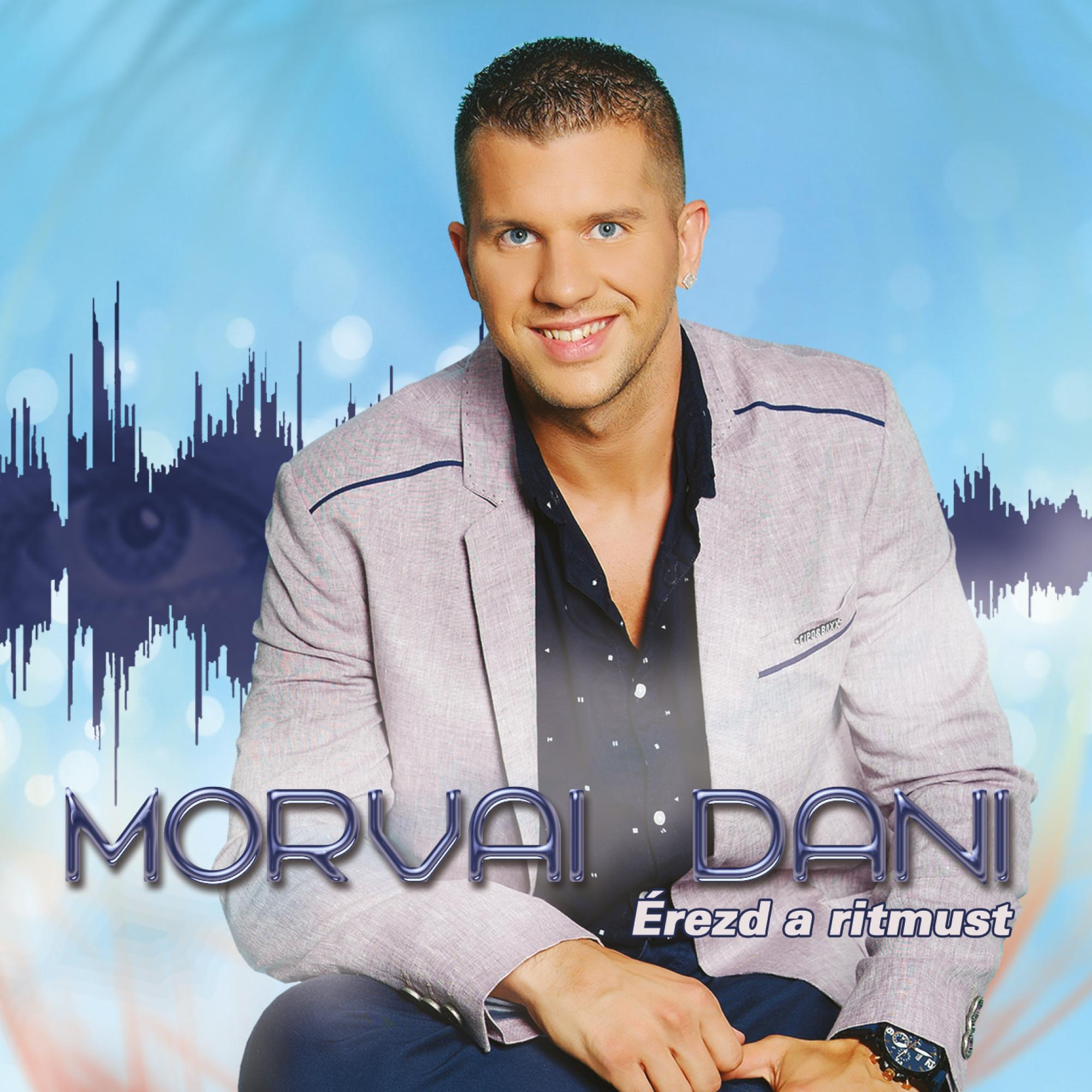 MORVAI DANI - ÉREZD A RITMUST - CD -