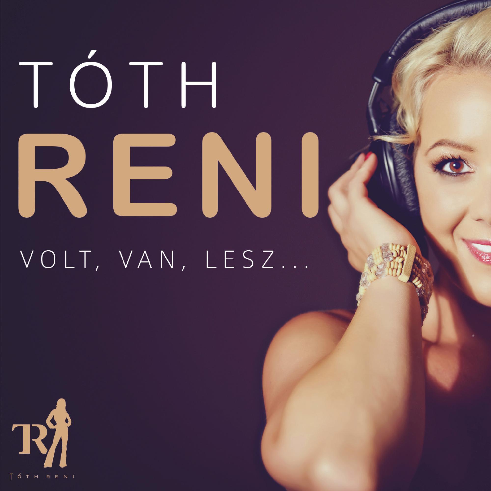 TÓTH RENI - VOLT, VAN, LESZ... - CD -