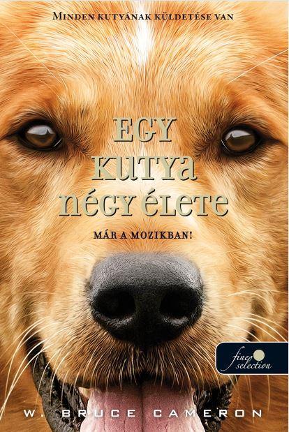 EGY KUTYA NÉGY ÉLETE - FILMES - KÖTÖTT