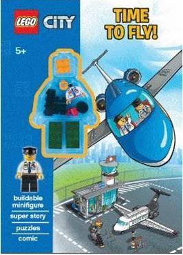 FELSZÁLLÁS! - LEGO CITY - AJÁNDÉK MINIFIGURÁVAL
